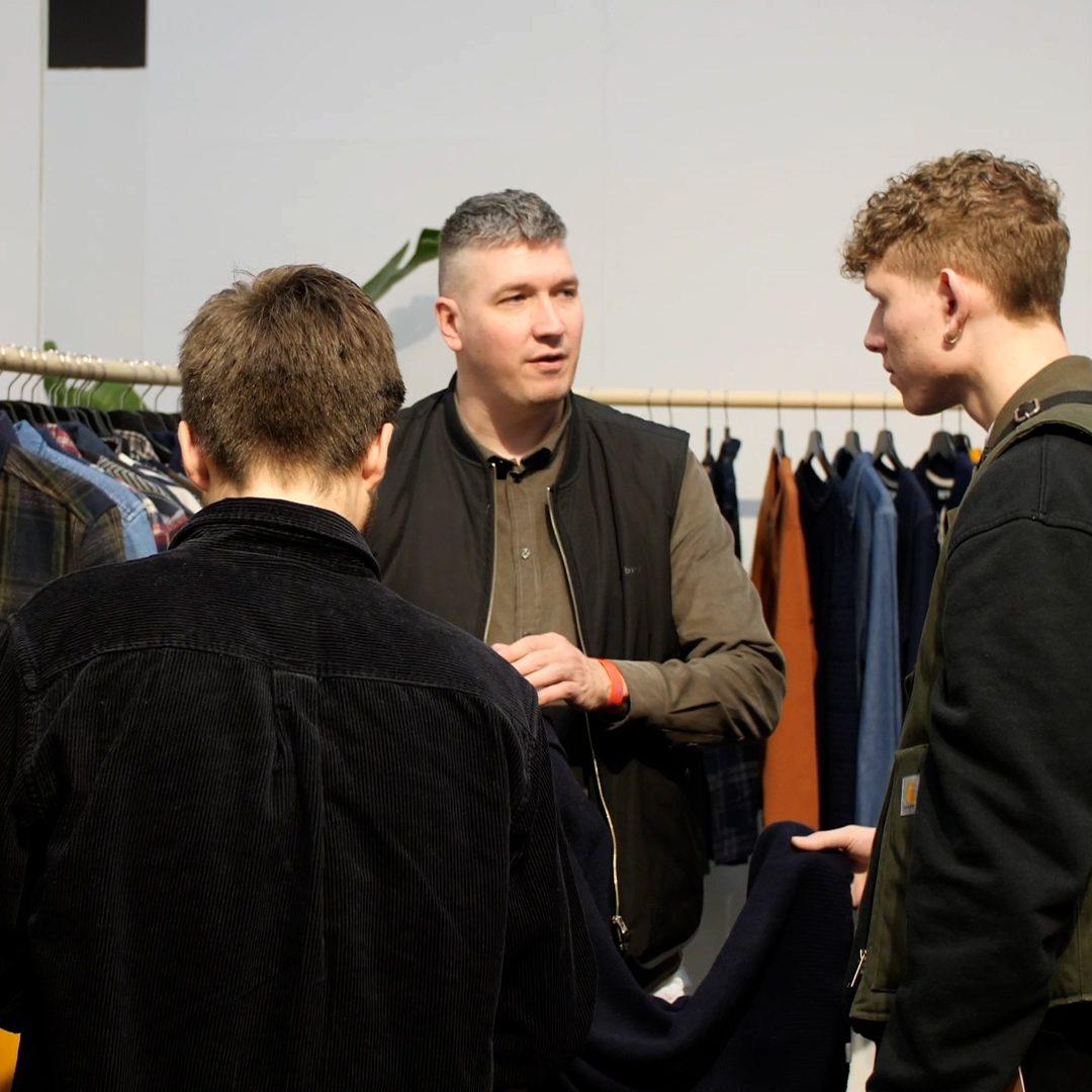 Meet Modefabriek: Dries Bruijnes