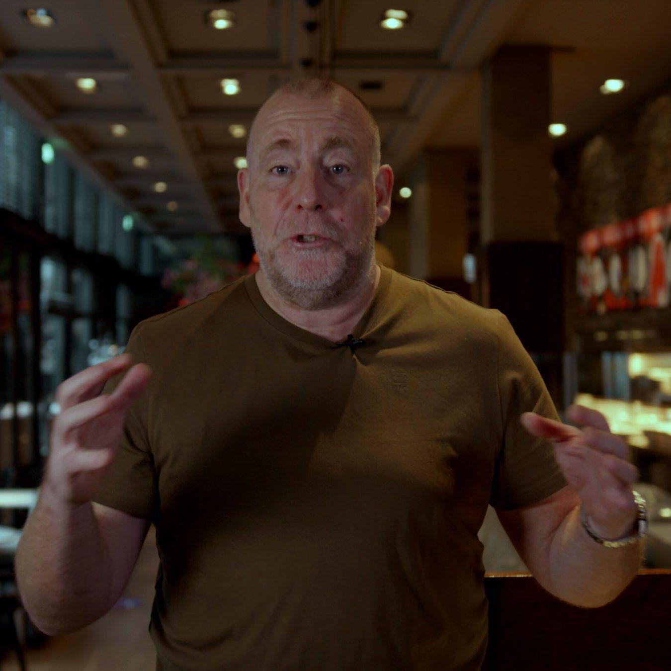 Ron Blaauw - Stem op Restaurant Misverstand!