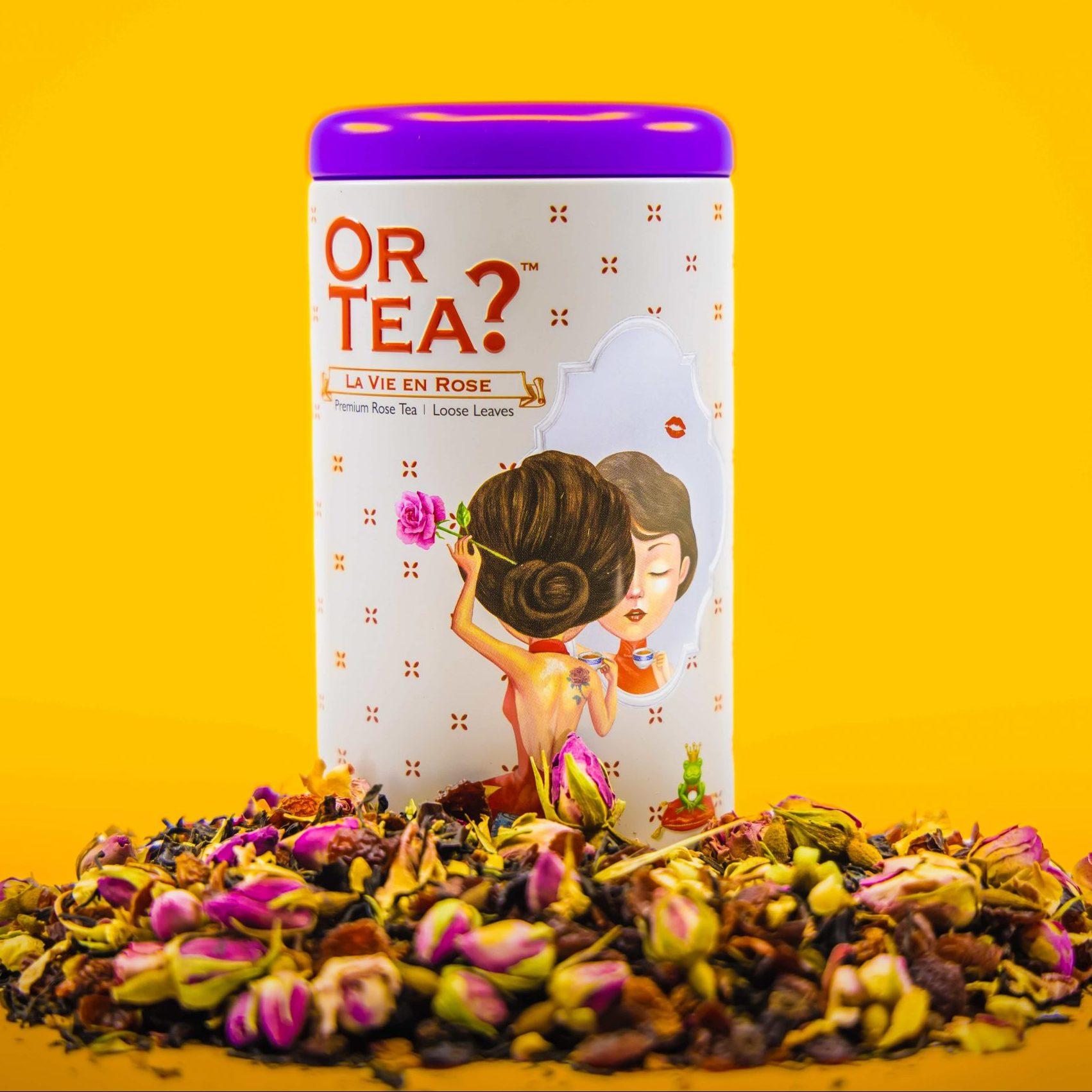 OR TEA? PROMO